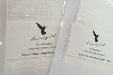 画像2: 抗菌/抗ウイルスマスクシート(2枚)Humming bird  (2)