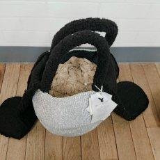 画像3: 金・銀アバカボアバッグ 限定金糸編み Humming bird (3)