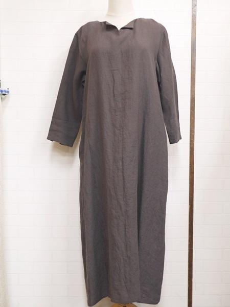 画像1: 【2020 S/S SALE  50%OFF】マルクドブロデュー KIBINOKOROMO dress/KUR (1)